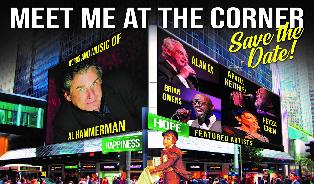Meet Me at the Corner Poster