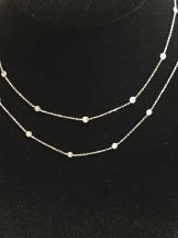 Expert jewelry repair for broken necklaces and heirloom jewelry