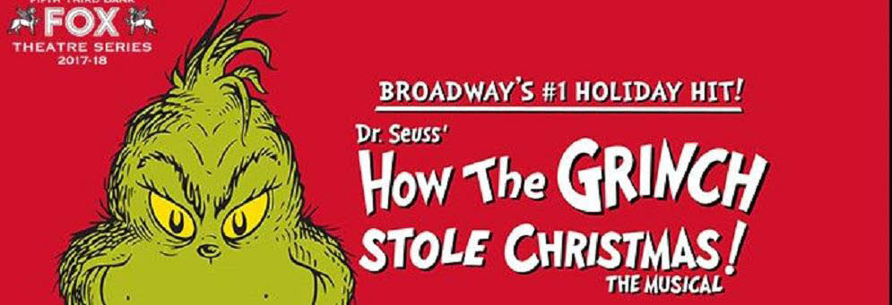 How the Grinch Stole Christmas artwork