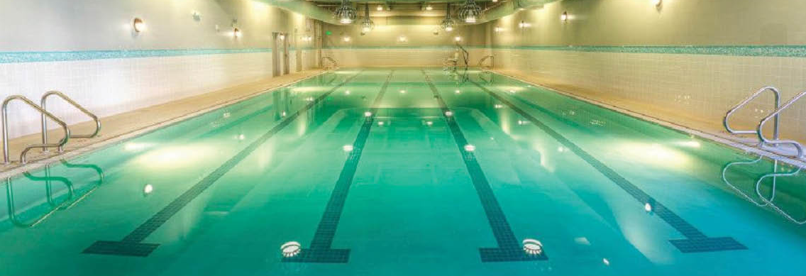 Olympic Athletic Club - swimming pool - main banner image - Seattle, WA
