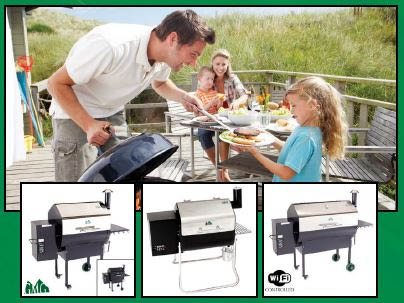 Olympic Stove and Spa - Shelton, WA - barbecue grills - grilling outside - outside grilling - grilling with the family