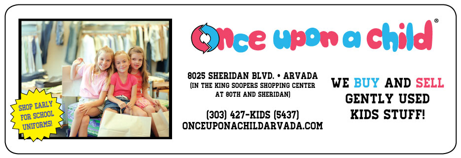 Once Upon a Child in Arvada