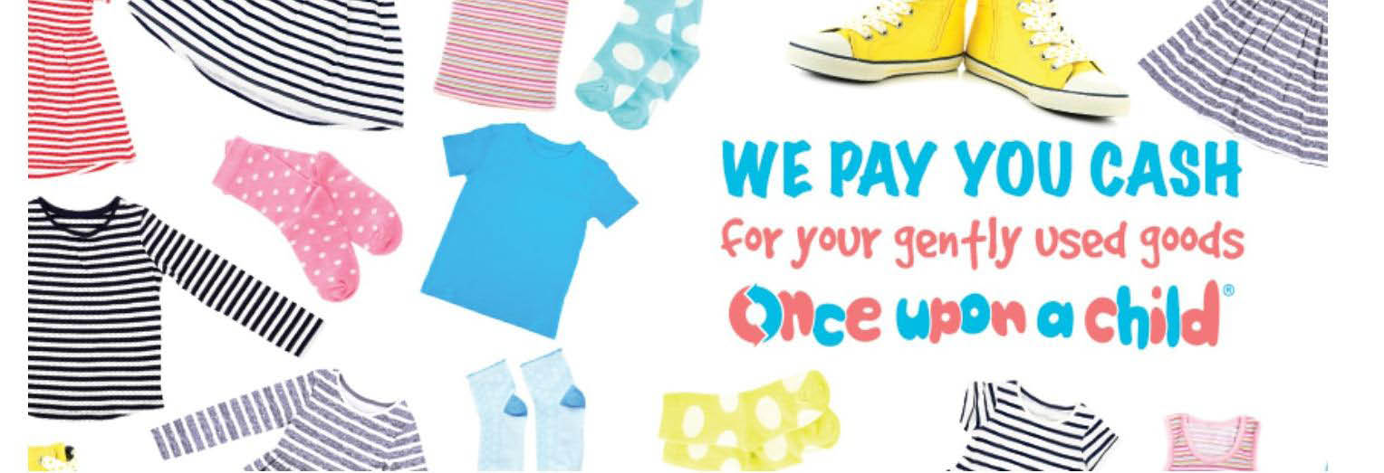 once-upon-a-child-mesquite-tx-banner