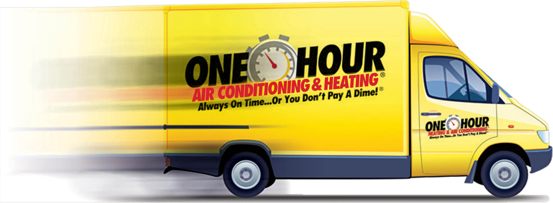 one hour air one hour heating always on time