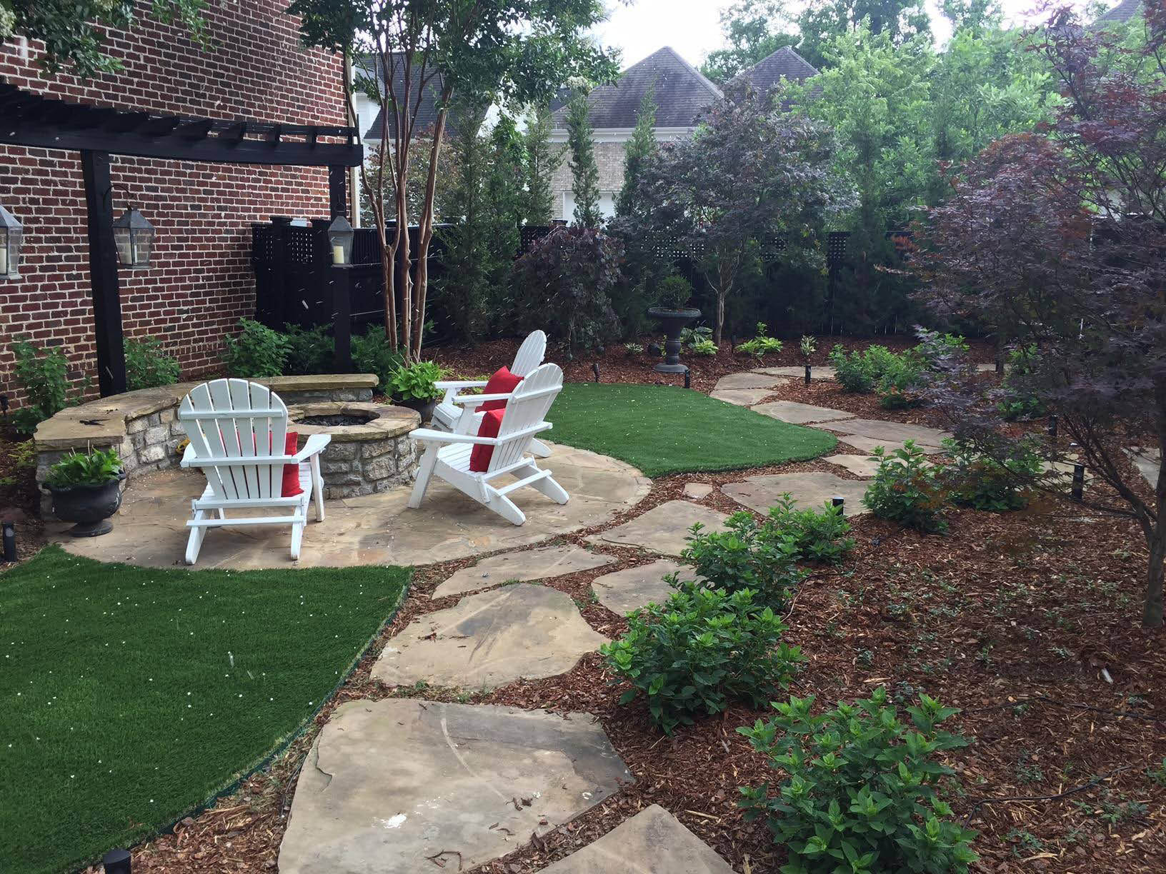 Backyard spaces will improve your homes' value