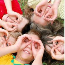 Optical Masters of Denver CO carries children's eye glasses