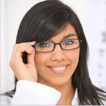 Optical Masters of Denver CO carries women's eye glasses