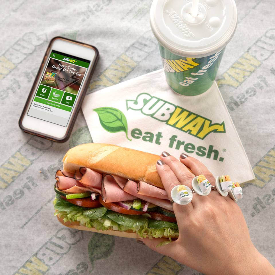 Order online with the Subway app - Tacoma, WA - Lacey, WA