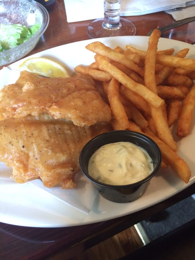 Fish and Chips available at O'Reilly's Pub and Grill in Newton NJ