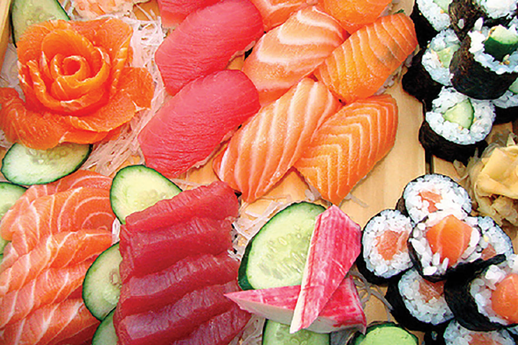 sushi; osaka grill and supreme buffet located in crofton, maryland