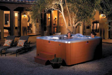 Outdoor-hot-tub-spa-recreation-unlimited, hot tubs, spa, wide selection