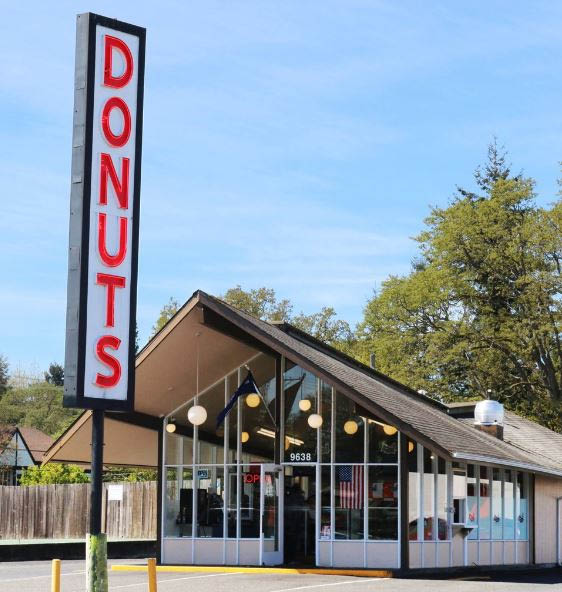 Original House Of Donuts opened in 1959 - Lakewood, WA - Tacoma, WA