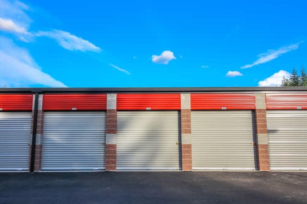 Storage facilities near me - outside storage units - Self Storage @ Tehaleh in Bonney Lake, WA