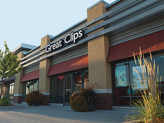 Outside a Great Clips Salon - several Western Washington locations - Great Clips near me - hair salons near me - haircut coupons - Great Clips coupons
