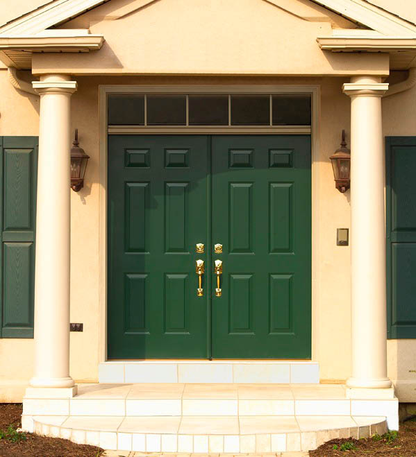 Overhead Door Company is the leader in selection of entry doors