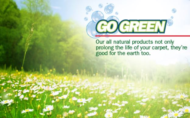 Oxi Fresh products and green cleaning concepts give fresh and healthy results