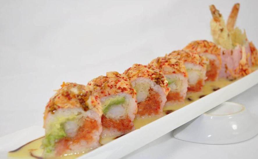 oyama sushi maki rolls