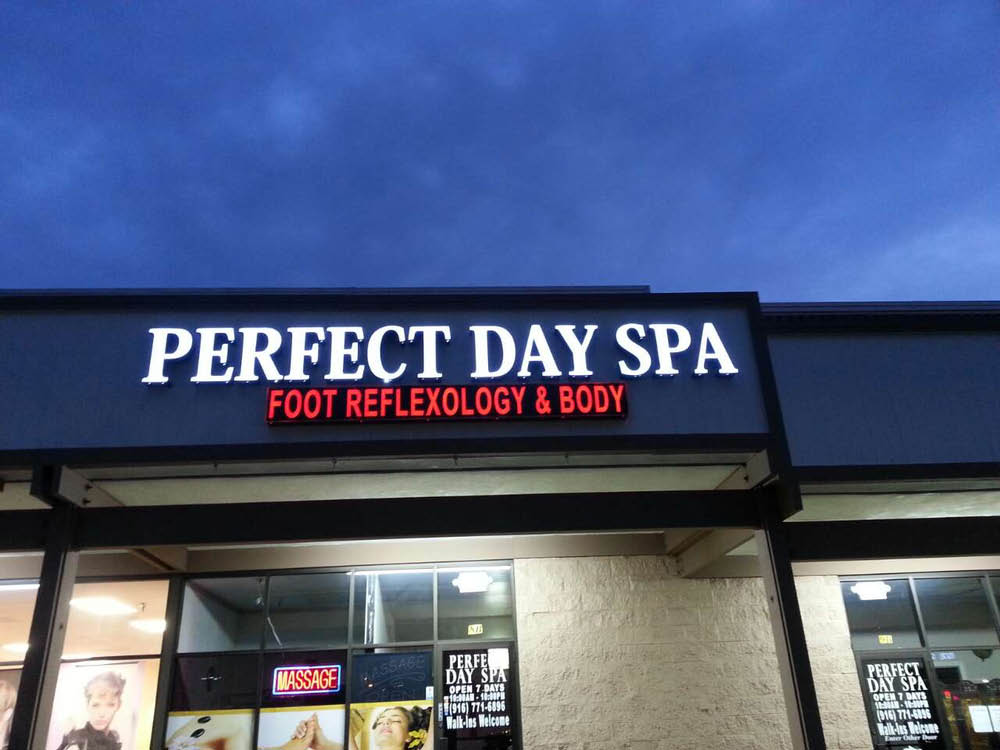 Perfect day spa roseville ca