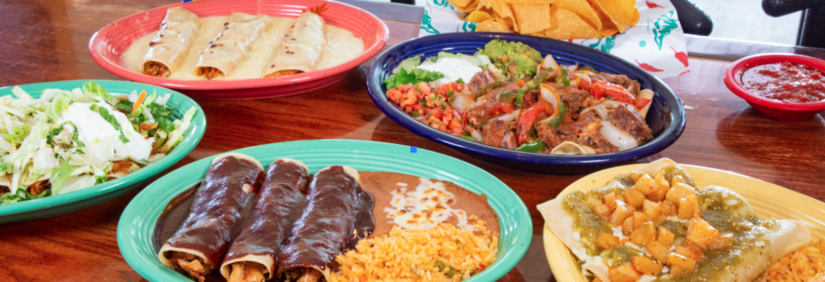 Pepper's Mexican Grill & Cantina Tallahassee & Panama City FL banner
