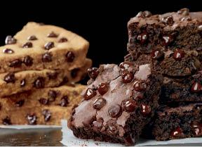 Pizza Hut Cookie & Brownies