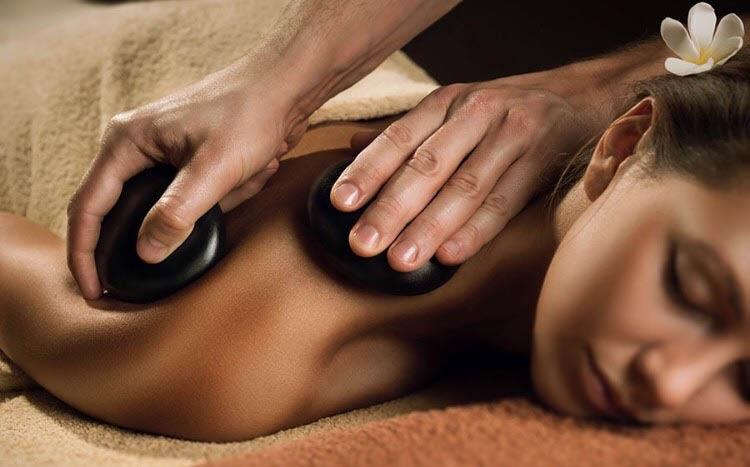 Hot Stone Massage Therapy near St. Paul MN