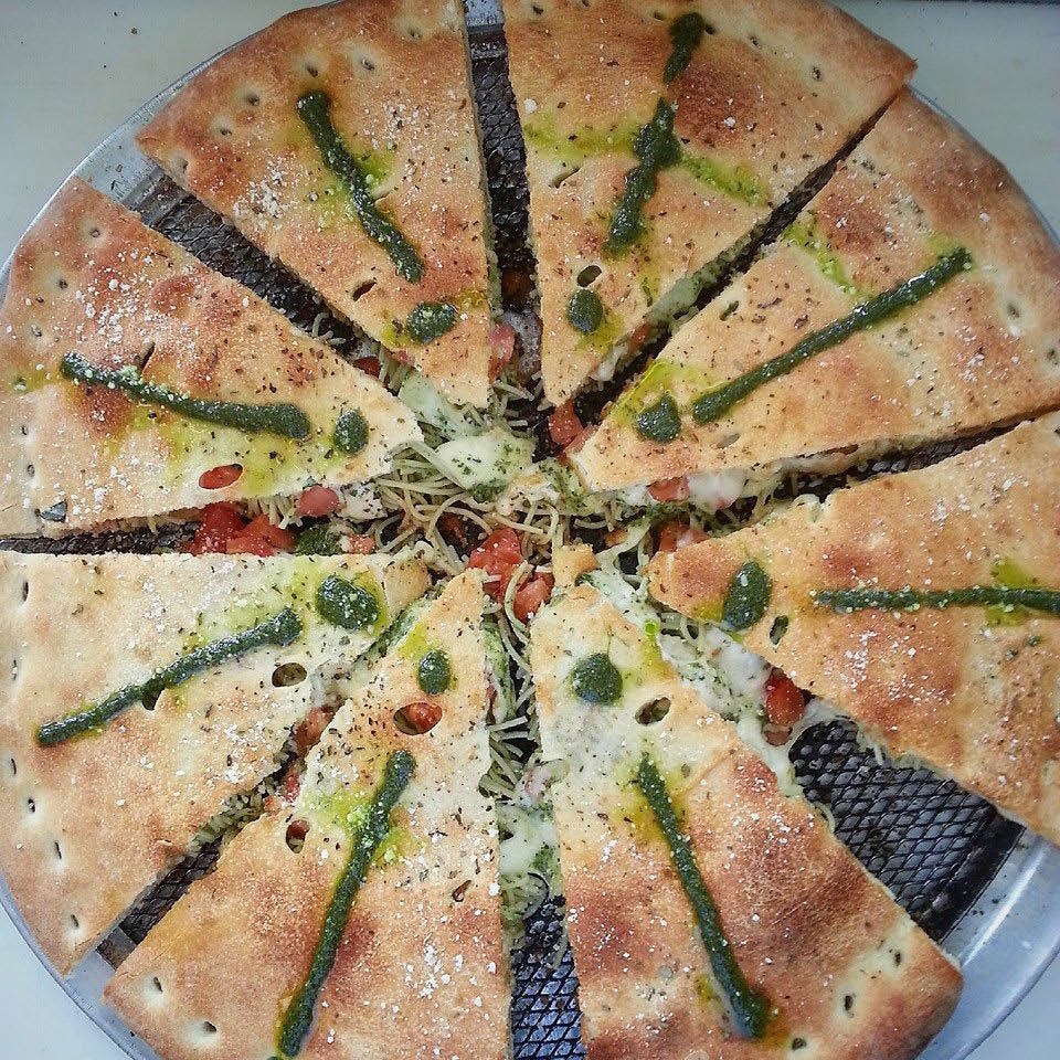 Delicious Italian foods any way you slice it