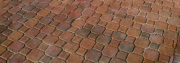 Cheap floor paver installation by dna landscapes