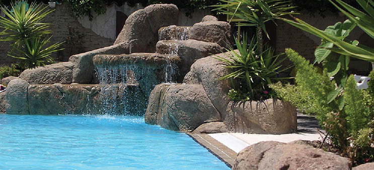 POOL PERFECTION WATERFALL AND POOL PHOTO, LARGO,FL
