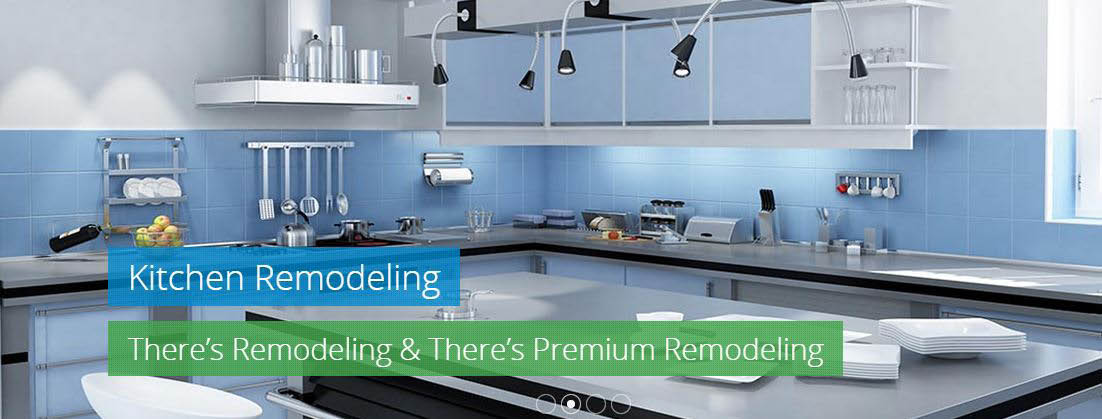 Call Premium Remodeling Inc for a free estimate