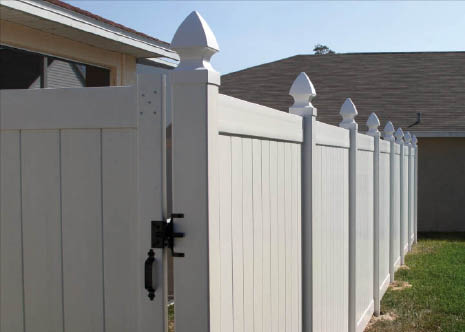 Get a privacy fence in Columbia, SC