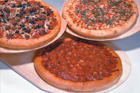 Southside Pizzeria Signature Pizzas