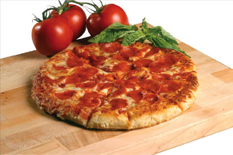 Select from a wide variety of authentic Italian pizzas