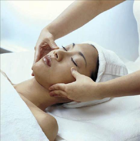 Washington massage therapist