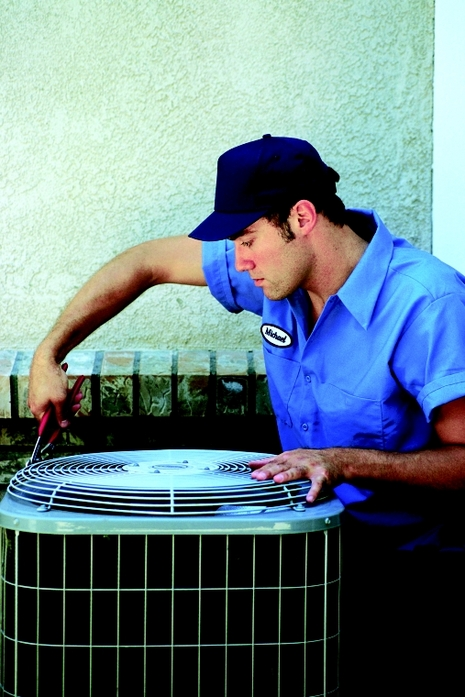 Call Tipping Hat for home air conditioning repair