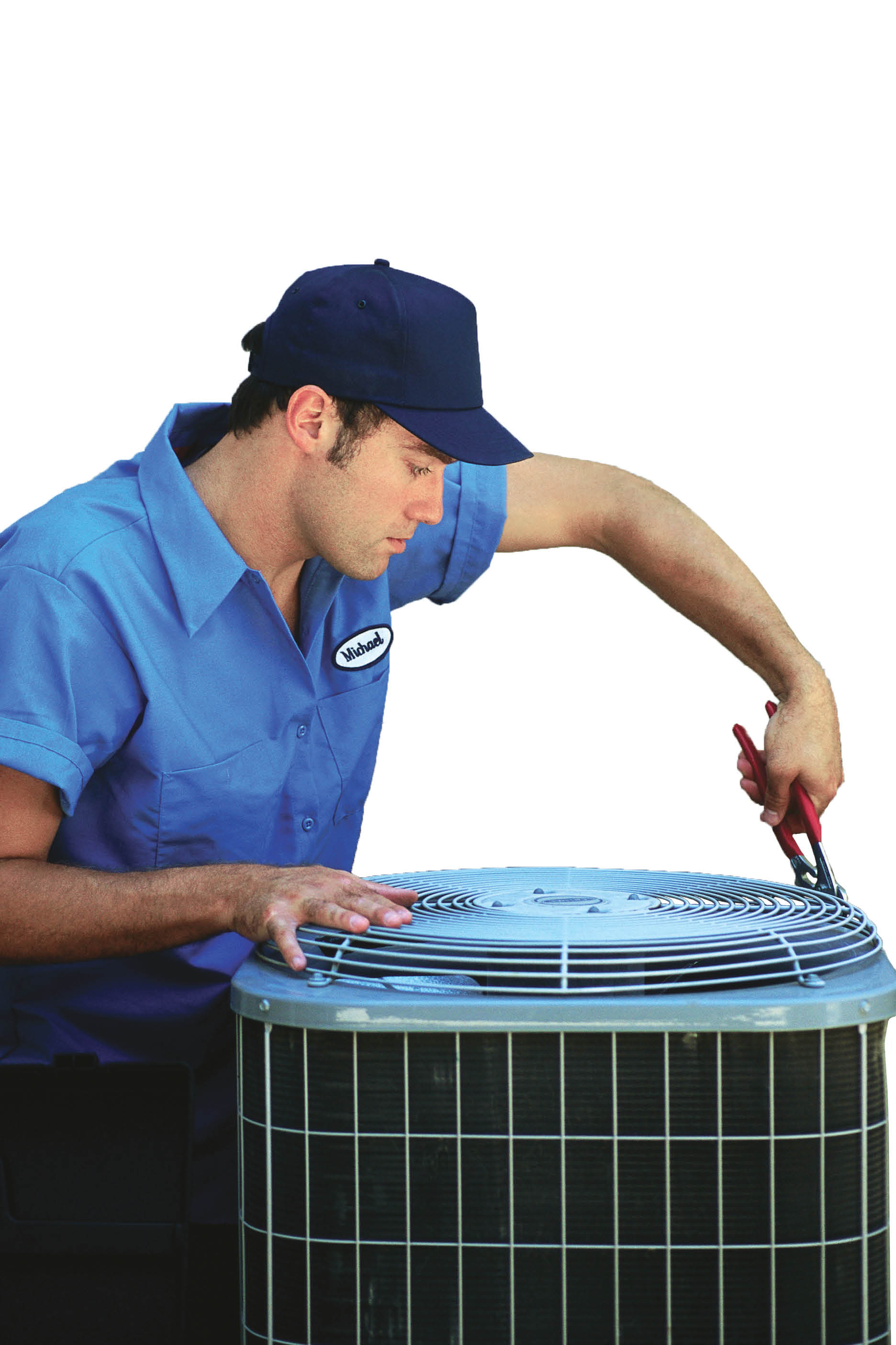 photo of technician from A to Z Total Heating & Cooling in Dearborn Heights, MI