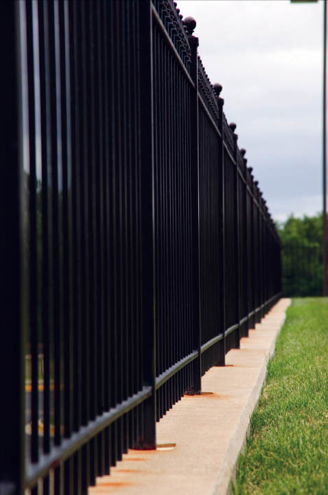 Get ornamental fencing in West Columbia