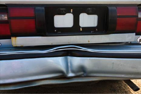crease in metal; dent repair; auto paint; auto body