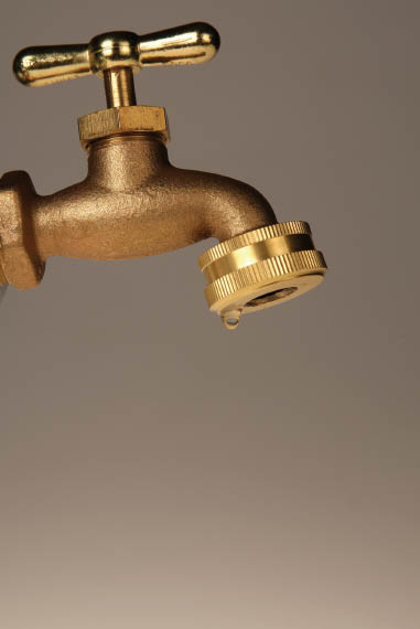 Faucet installation and faucet repair