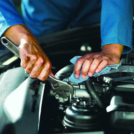 Routine auto maintenance discounts near Palatine