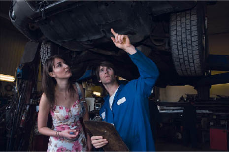 dallas auto repair