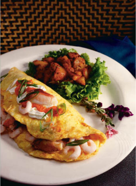 Oh! those omelets at Morning Story Restaurant in Arvada