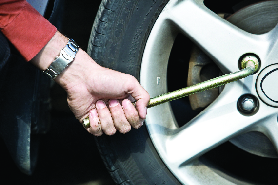 Need new tires or a tire rotation? Cal Diehl Auto Repair