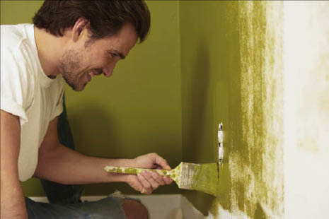 Hire a professional painter for your home improvement project