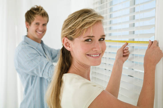 Schedule a free in-home consultation from Budget Blinds near Atlanta