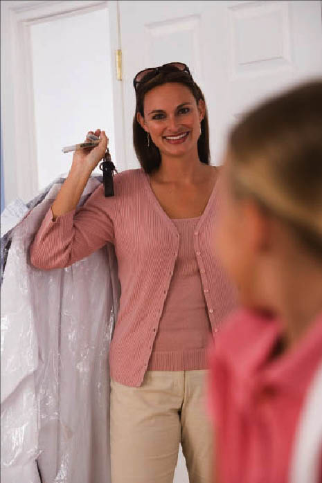 Drop off and pick up your clothes with confidence at Classic Cleaners.
