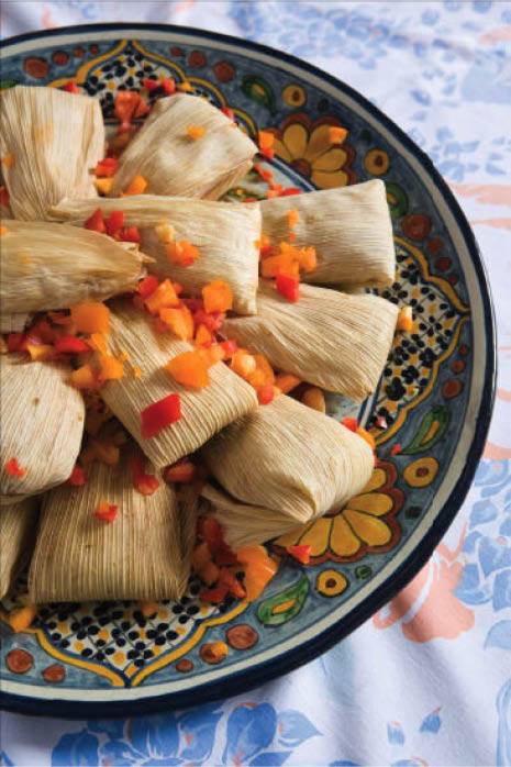 El Molcajete Mexican Grill tamales served at our Madison, AL restaurant