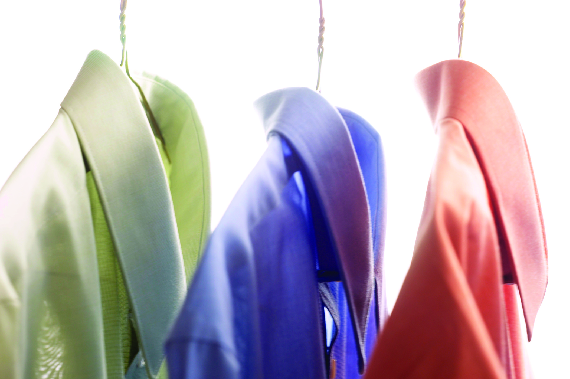 dry cleaning on premises