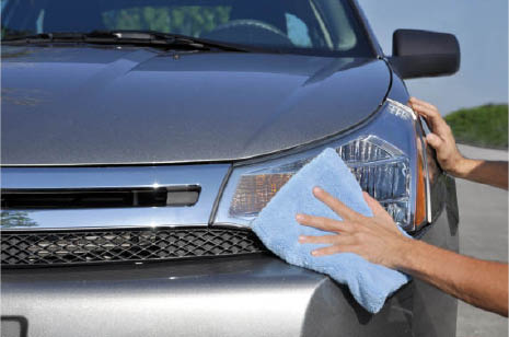 Get your headlights cleaned in Lakewood, CA.