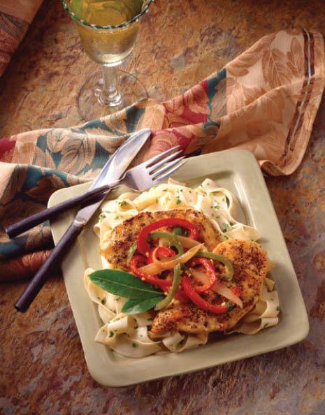 italian chicken dishes