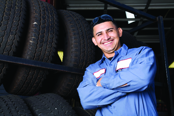 Carson's Auto Care near Sebastopol, CA offers several used and new tire brands that will fit your vehicle.